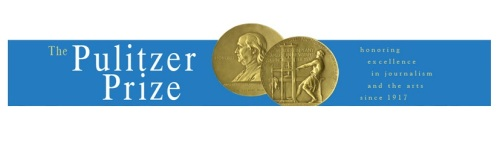 Pulitzer Prize Banner